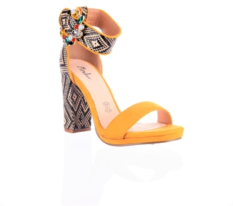 Menbur-Sandále vysoké-M323