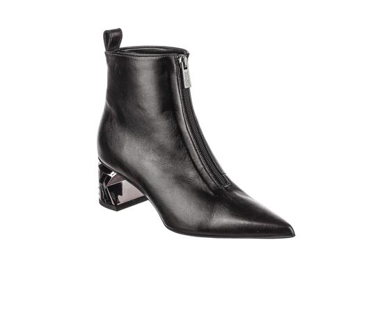 Karl Lagerfeld Členkové čižmy  P087