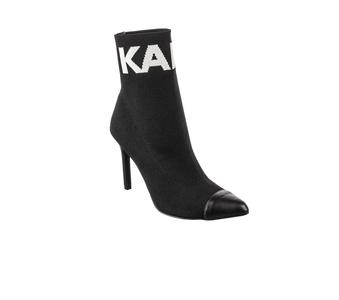 Karl Lagerfeld Členkové čižmy P121