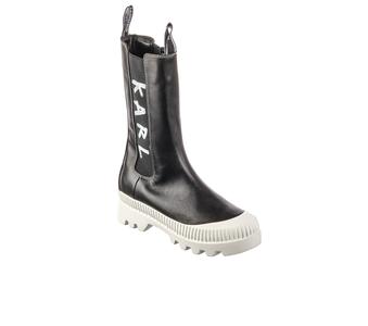 Karl Lagerfeld Členkové čižmy P165