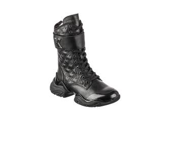 Karl Lagerfeld Členkové čižmy P166